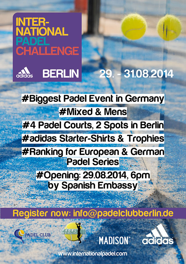 International Padel Challenge Berlin